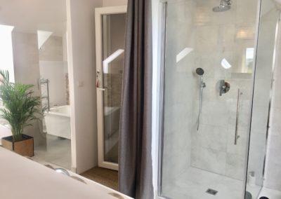 Salle de bain - Soleil Levant
